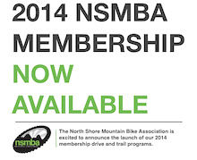 NSMBA Memberships, Trail Pass and Toonie Events