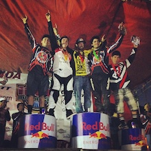 Filip Polc Wins Inca Avalanche presented by KENDA Tires