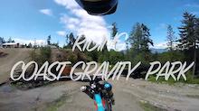 Video: Finn & Magnus - Riding Coast Gravity Park