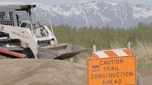 Video: Ptarmigan Ptrails New Palmer Pump Track