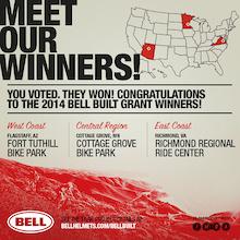 2014 Bell Built Winners Recap