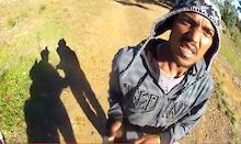 Shocking! Mountain Bike Stolen At Gunpoint