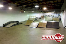 Industry Skate Park-Ontario's Largest Park for Bikers