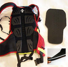 CamelBak Kudu 12: Hydration Pack With Spine Protection