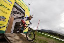 Video: Course Check iXS European Downhill Cup, Schladming