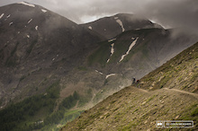 Photo Epic: Val D'Allos With Adam Craig and Lars Sternberg
