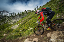 Hair's Breadth - Enduro World Series, Round 4 - La Thuile