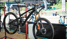 Spotted: Jared Graves' Yeti SB6c Prototype