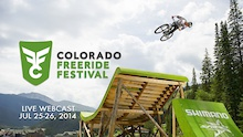 Colorado Freeride Festival Slopestyle Replay and Results