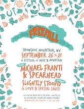 Snowshoe FreeFall Festival