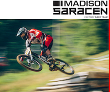 Madison Saracen 2014 - UCI World Cup 5: Mont Sainte Anne