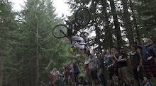 Crash: Travis Pastrana Flips To Disaster At Air DH