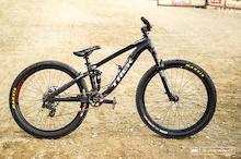 Champion's Bike: Brandon Semenuk's Trek Ticket S