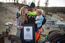 Photo Recap: Cam Zink Sets New Guinness World Record
