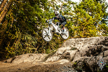 Whistler's A-Line Chainless Race