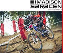 Madison Saracen 2014 - World Championships: Hafjell, Norway