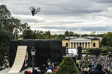Video: Martin Söderström's Home Town Big Air is Coming