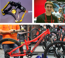 Top Three Finds - Interbike 2014