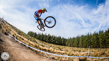 Shimano British Downhill Series: Round 5, Bike Park Wales - Race Report