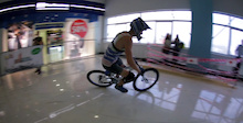 Video: Mall Racing in Russia