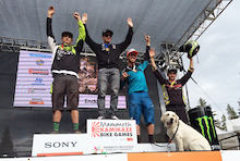 Pro Podium: California Enduro Series 2014 Round 4 - Mammoth Kamikaze Bike Games Enduro