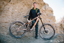 Red Bull Rampage 2014: Tom Van Steenbergen's Qualifier Run POV