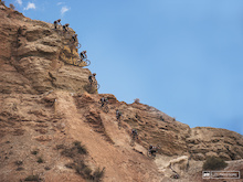 Red Bull Rampage 2014: Aggy's Crash