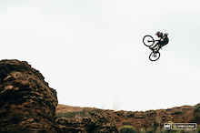 Video: Will this be Graham Agassiz's Year at Rampage? - Red Bull Rampage 2015