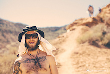 Catching Up with Aggy - Red Bull Rampage 2015