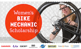Ten Women's Bike Mechanic Scholarships up for Grabs
