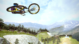 Shred! Extreme Mountain Biking Game: Now Available on Windows Phone