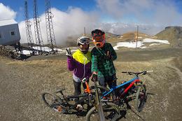 Les Deux Alpes - Part One: Moon Ride