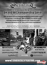 The Cycle Solutions Ontario Cup DH #2 presented by Ventana and Foes bikes.