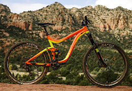 Giant Reign 27.5 1 - Review