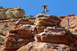Red Bull Rampage on NBC