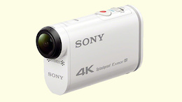 First Look: New Sony Action Cam to Shoot 4K