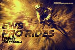 Pinkbike's EWS Pro Rides - We Ride Nico Vouilloz's Lapierre Spicy