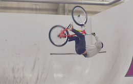 Video: Is This the World's First MTB Fakie Front Flip?