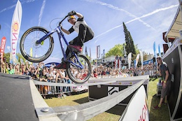 Danny MacAskill's Drop and Roll Tour Opens Livigno's Bike Season