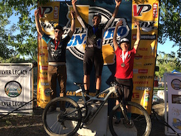 2015 California Enduro Series - Round 1 Pro Podium