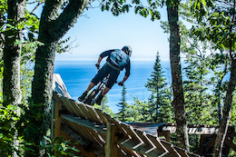 Ride the Keweenaw: Lake Superior Gravity Series Starts This Weekend