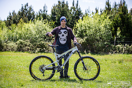 EWS Bike Check: Matti Lehikoinen's Nukeproof Mega AM