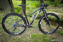 Bike Check: Tanja Žakelj's Trek Superfly SL - Nove Mesto World Cup XC