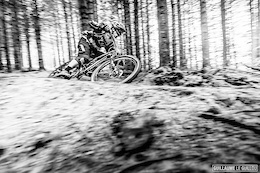 Black and White Retrospective - EWS 2014 Peebles, Scotland