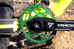 Absolute Black Oval Chainring for Race Face Cinch Cranksets - Review