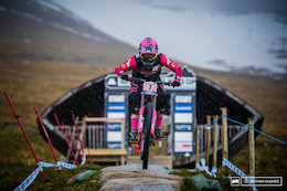 Video: DH World Cup, Fort William - Practice