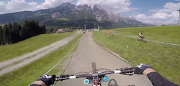 Video: Wheelie Cam with Ratboy at Leogang