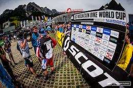 The 2016 UCI MTB Calendar