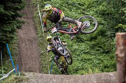 Video: Course Check iXS European Downhill Cup, Schladming