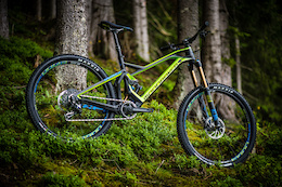 First Ride: Mondraker Dune Carbon